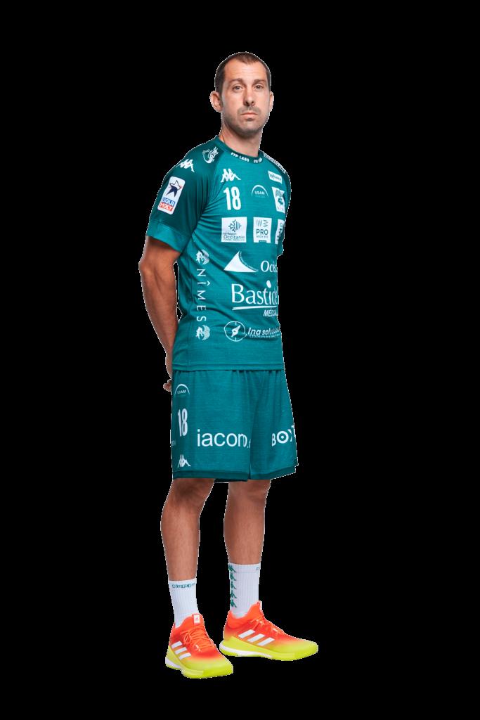 #18 Michaël Guigou