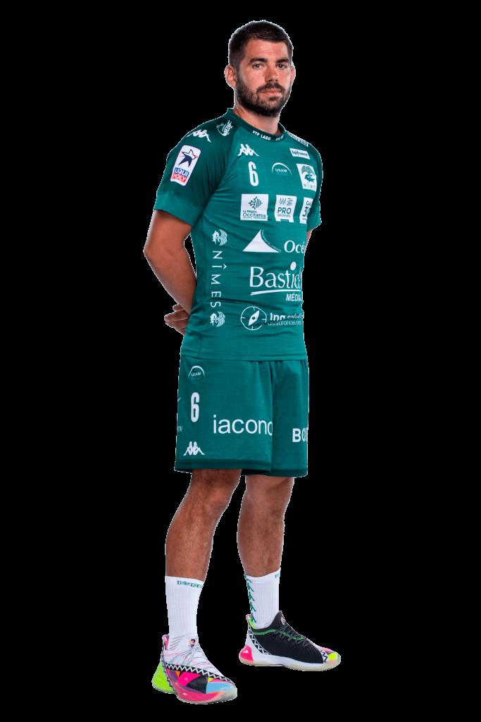 #6 Julien Rebichon