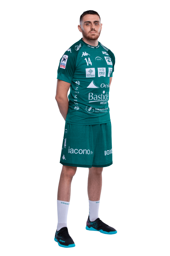 #14 Romain Tesio