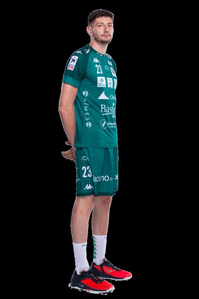 #23 Mathieu Salou