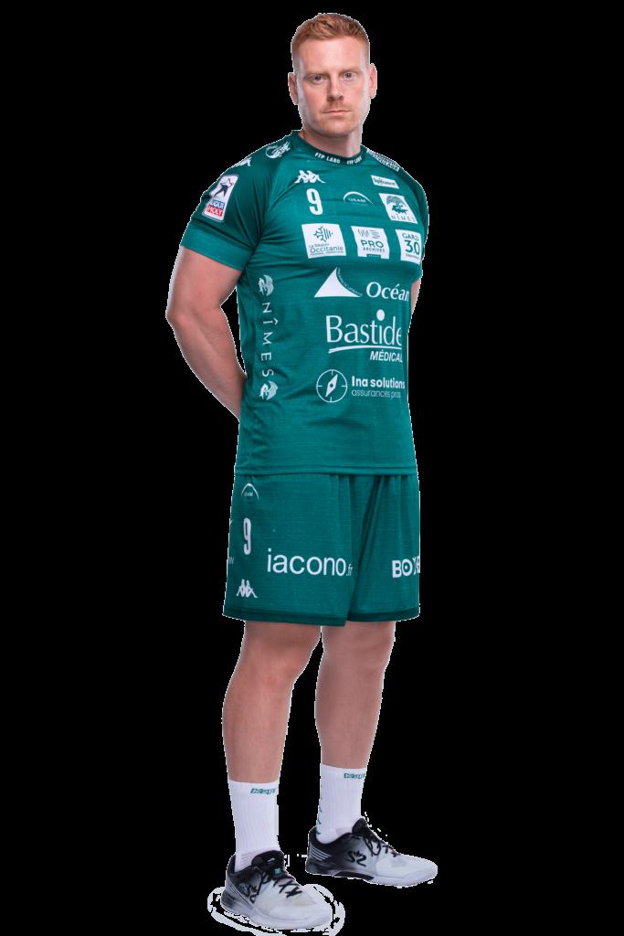 #9 Henrik Jakobsen